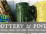 Pottery & Pints with POTTERY BY YOU