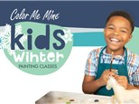 Kids Pottery Painting Class