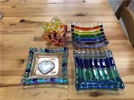 Summer Glass Fusing Class