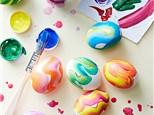 Egg Painting Workshop (3/31)