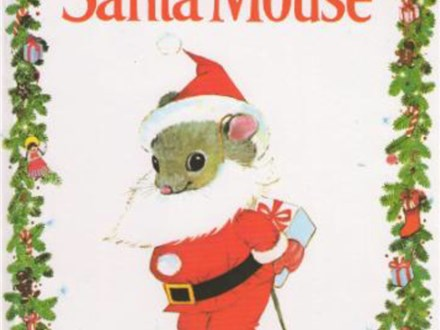 Story Time Art - Santa Mouse - Morning Session - 12.17.18