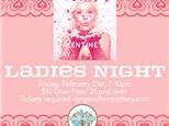 Galentine's Edition of Ladies Night February