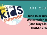 Watermelon Bowl - One Day Camp  7/13