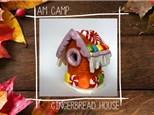 Gingerbread House Camp: November 21st, Morning Camp 2018