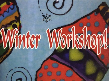Winter Workshop Camp - Pottery Hot Cocoa Mug