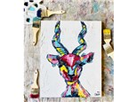 Antelope Paint Class