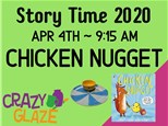 StoryTime & Paint Chicken Nugget Apr 4th
