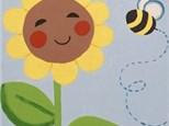 Kid's Canvas - Sunny Smiles - 07.31.18