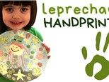 Leprechaun Handprint Workshop - March 2