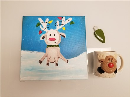 Kids Reindeer Camp (Age 6 and up) $50