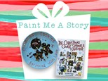 Paint Me A Story: Christmas Cookie Sprinkle Snitcher