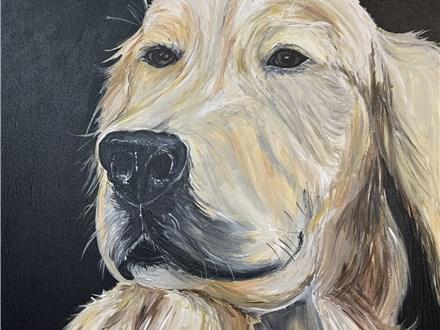 Paint Your Pet Nov. 7