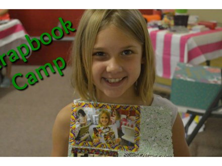 Girls Rock! Scrapbook Camp-Lithia-June 17-21, 2019