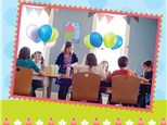 Children's Birthday Party at Crazy Glaze Ceramic Studio