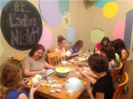 Ladies Night - August