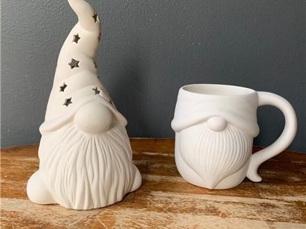 PoGo Kits: Paint Your Own Pottery ToGo! (Gnomebodies)