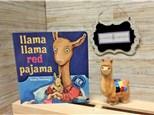 Mommy & Me Story Time Llama Llama Red Pajama