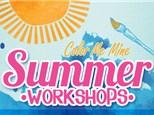 """Summer Workshops - """"Snack Attack"""", Aug 13-16"""