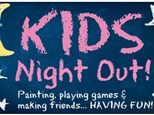 Kids Night Out - Ice Cream Social - August 17th