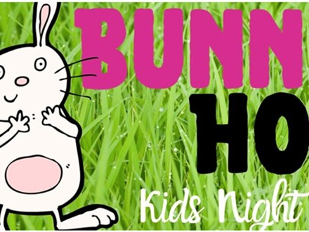 KIDS NIGHT OUT: BUNNY HOP - MARCH 21