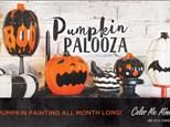 Pumpkin Palooza September 29th or October 21