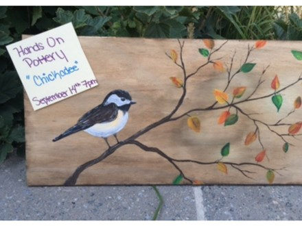 You Had Me at Merlot - Chickadee Wood - September 14th