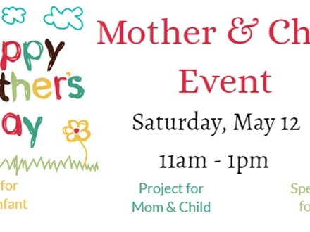 05/12 MOTHER'S DAY EVENT!