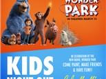 Kids Night Out - Wonder Park! - Mar. 9