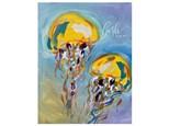 Jellyfish Kids Paint Class - WR