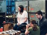 5/13 open studio at glassybaby berkeley