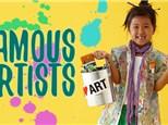 Famous Artists: Summer Workshops - July 9-13