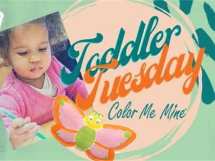 Toddler Tuesday June 15th