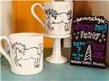 Unicorn Mug Party