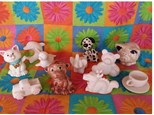 Kids Collectible Painting Party