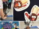Turkey Handprints for Preschools
