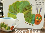 Paint Me A Story Time
