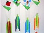 One Day Camp - Glass Wind Chime WK 1 - Thur, 6/14