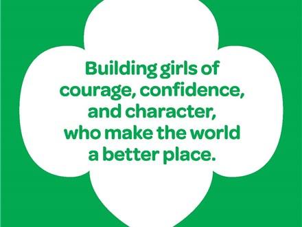 Girl Scout Workshop - Oliver - Nov 8th