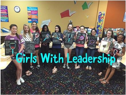 LITHIA (6th-8th): Girls With Leadership- 6 Week Series- Jan. 22- Feb. 26, 2019