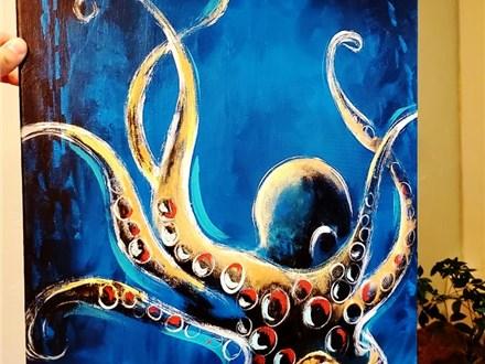 11/6 Octopus (deposit)