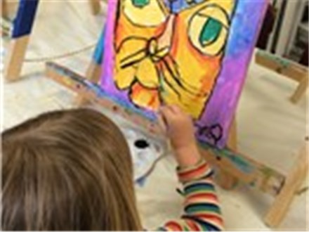 Mix-Media Summer Classes Fun Art Ages 3-6