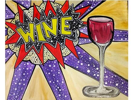 Pop Art Wine