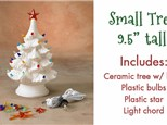 Pre-order Light Up Christmas Tree - Small