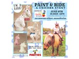 Paint and Ride Unicorn Event - 06/09
