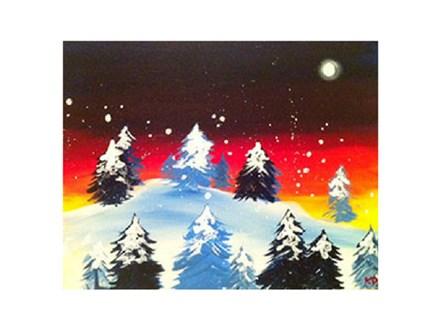 Paint & Sip - Winter Sunset - Jan. 21 - 4:00 PM