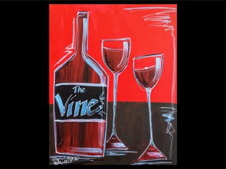 06/14 The Vine's Red Wine