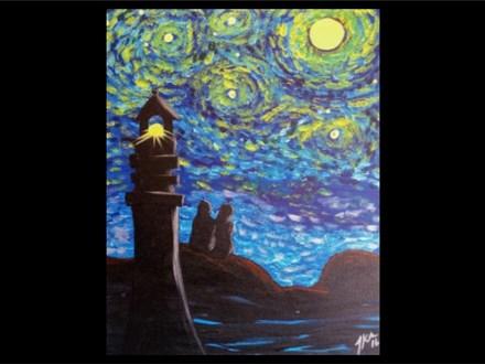 11/19 Starry Light 7PM $35
