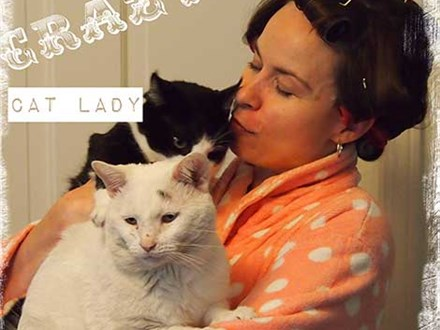 Crazy Cat Lady Night - Benefitting Spay Memphis