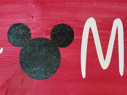 Board Art Class: Disney Home - August 16, 2017
