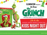 Kid's Night Out November 2019 GRINCH